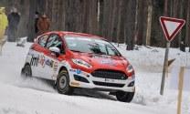 Līderpozīcijā no starta līdz finišam LMT Autosporta Akadēmijas ekipāža Mārtiņš Sesks un Krišjānis Caune ātrākie Rallijs Sarma ieskaites klasē LRČ3