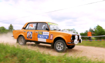 Rally Liepāja garākais izaicinājums vēsturisko auto regularitātes rallija dalībniekiem