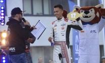 LMT Autosporta Akadēmijas rallija ekipāžai Sesks/Caune mājas posmā Rally Liepāja spoža debija ar pilnpiedziņas auto
