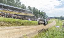 Shell Helix Rally Estonia has spectator areas with great views and opportunities
