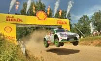 Kuku radio is an official Shell Helix Estonia rally radio