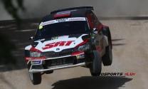 Toyota uzvar WRC pārbaudes posmā Igaunijā