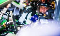 """Mikelsens: """"Uzvarēt Eiropas čempionātā varētu būt grūtāk kā WRC2"""""""