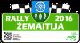 Rally ŽEMAITIJA 2016